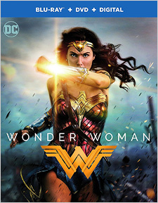 Wonder Woman (Blu-ray Disc)