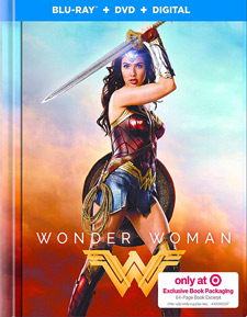 Wonder Woman (Blu-ray Target exclusive)