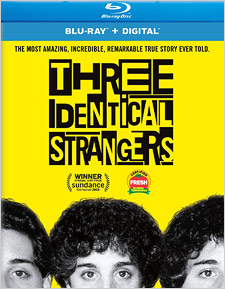 Three Identical Strangers (Blu-ray Disc)