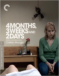 4 Months, 3 Weeks, and 2 Days (Criterion - Blu-ray Disc)
