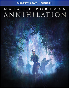 Annihilation (Blu-ray Disc)