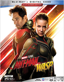 Ant-Man and the Wasp (Blu-ray Disc)