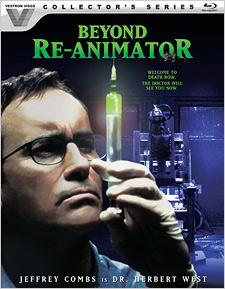Beyond Re-Animator: Vestron (Blu-ray Disc)