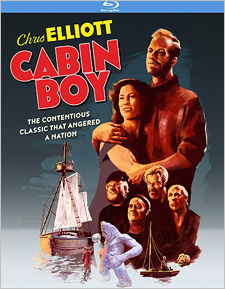 Cabin Boy (Blu-ray Disc)