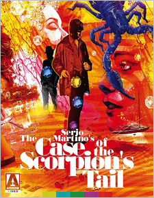 The Case of the Scorpion's Tale (Blu-ray Disc)