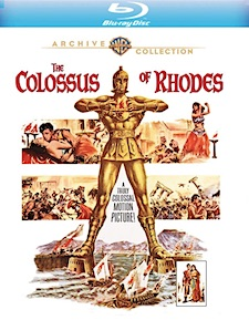 The Colossus of Rhodes (Blu-ray Disc)