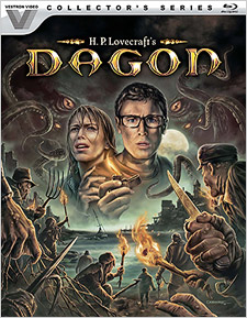 Dagon: Vestron (Blu-ray Disc)
