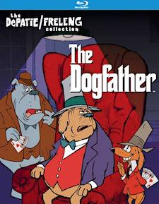 The Dogfather (Blu-ray Disc)