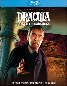 Dracula Prince of Darkness: Collector's Edition (Blu-ray Disc)