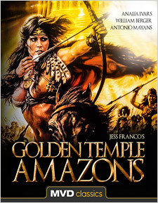 Golden Temple Amazons (Blu-ray Disc)