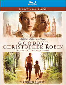 Goodbye Christopher Robin (Blu-ray Disc)