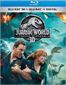 Jurassic World: Fallen Kingdom (Blu-ray 3D)