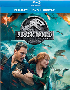 Jurassic World: Fallen Kingdom (Blu-ray Disc)