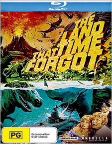 The Land That Time Forgot (Umbrella Blu-ray Disc)