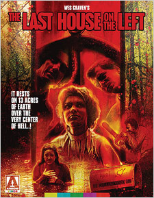 The Last House on the Left: Limited Edition (Blu-ray Disc)