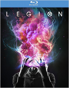 Legion: The Complete First Season (Blu-ray Disc)