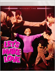 Let's Make Love (Blu-ray Disc)