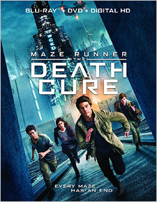 Maze Runner: The Death Cure (Blu-ray Disc)