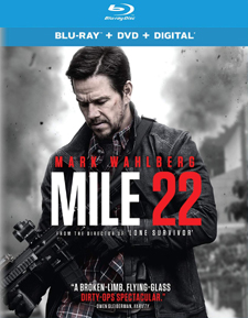 Mile 22 (Blu-ray Disc)
