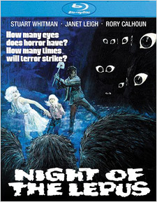 Night of the Lepus (Blu-ray Disc)