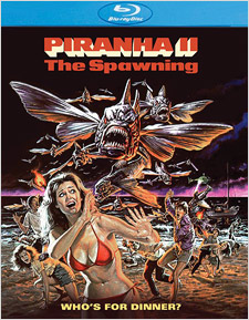Piranha II: The Spawning (Blu-ray Disc)