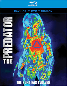 The Predator (Blu-ray Disc)
