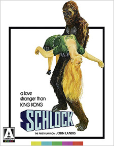 Shlock (Blu-ray Disc)