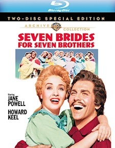 Seven Brides for Seven Brothers: Special Edition (Blu-ray Disc)