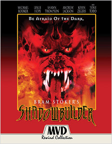 Bram Stoker's Shadowbuilder (Blu-ray Disc)