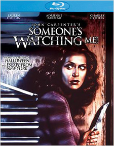 Someone's Watching Me (Blu-ray Disc)