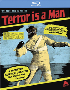 Terror is a Man (Blu-ray Disc)