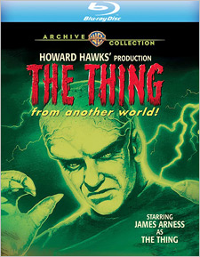 The Thing from Another World (Blu-ray Disc)