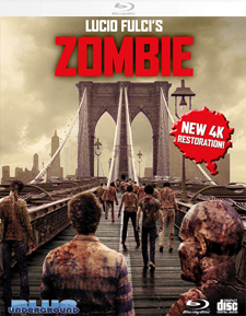 Zombie: Limited Edition (Blu-ray Disc)