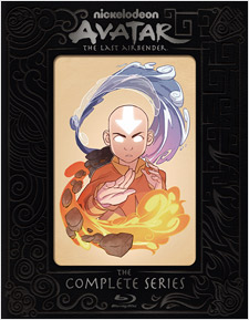 Avatar: The Last Airbender - Complete Series Steelbook (Blu-ray Disc)