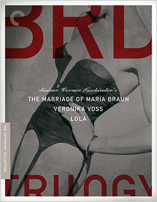 The BDR Trilogy (Criterion Blu-ray)