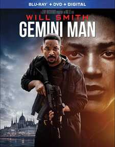 Gemini Man (Blu-ray Disc)