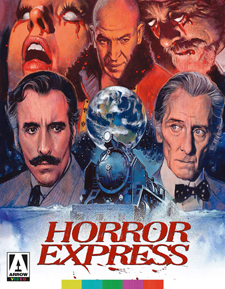 Horror Express (Blu-ray Disc)