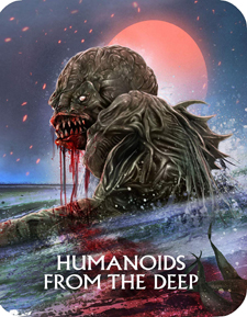 Humanoids from the Deep Steelbook (Blu-ray Disc)