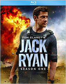 Jack Ryan: Season One (Blu-ray Disc)