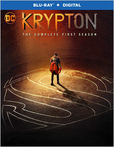 Krypton: Season 1 (Blu-ray Disc)