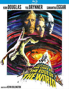 The Light at the Edge of the World (Blu-ray Disc)