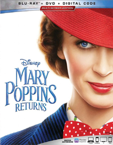 Mary Poppins Returns (Blu-ray Disc)
