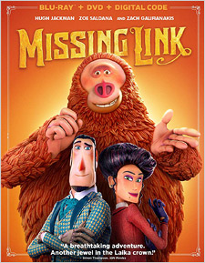 Missing Link (Blu-ray Disc)
