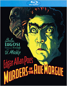 Murders in the Rue Morgue (Blu-ray Disc)
