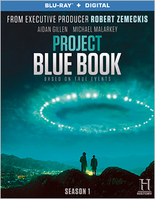 Project Blue Book: Season 1 (Blu-ray Disc)