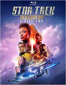 Star Trek: Discovery - Season Two (Blu-ray Disc)