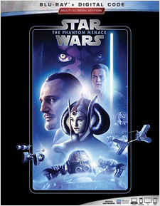 Star Wars: The Phantom Menace (2019 - Blu-ray reissue)
