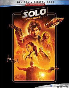 Solo: A Star Wars Story (2019 - Blu-ray reissue)