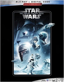 Star Wars: The Empire Strikes Back (2019 - Blu-ray reissue)