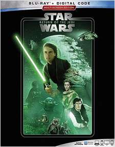 Star Wars: Return of the Jedi (2019 - Blu-ray reissue)